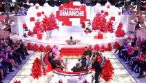 """Muriel Robin débarque par surprise sur le plateau de """"Vivement dimanche"""" sur France 2"""