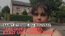 """Saint-Etienne-du-Rouvray : """"Le prêtre nous avait marié, c'était un homme très bien"""""""