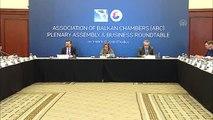 Balkan Odalar Birliği Genel Kurulu - Rifat Hisarcıklıoğlu - İstanbul