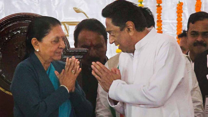 Kamal Nath takes oath as Chief Minister of Madhya Pradesh | OneIndia News