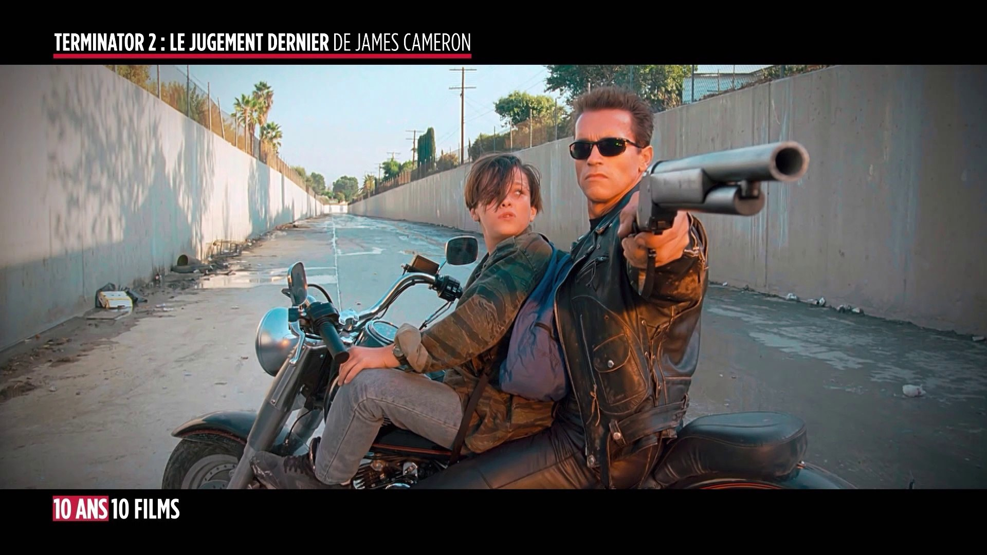 OCS Story - Bonus : Terminator 2 - Vidéo Dailymotion