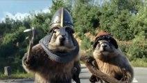 Les marmottes de France 3 parodie cinéma 16 films