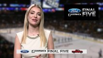 Ford Final Five: Eichel, Skinner score twice as Sabres down Bruins