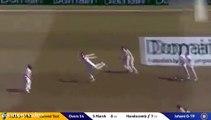 Virat Kohli Takes Acrobatic Slip Catch To Send Back Peter Handscomb