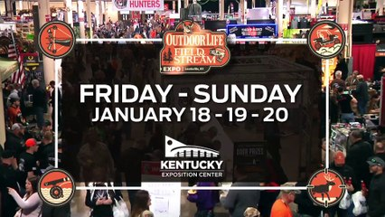 Kentucky Outdoor Life Field and Stream Expo - 2019