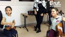 La Philharmonie de Paris offre des cours de musique aux enfants défavorisés