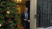 PM departs Downing Street to address Commons on EU Summit