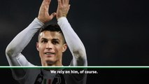 Juve will rely on Ronaldo against Atletico - Nedved