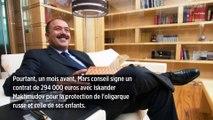 Vincent Crase, l'alter ego de Benalla, a perçu près de 300 000 euros d'un proche de Vladimir Poutine