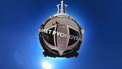 Planet Pyongyang - 360° Time lapse