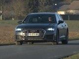 Essai Audi A6 Avant 45 TDi V6 3.0 Quattro Tiptronic Avus Extended (2018)