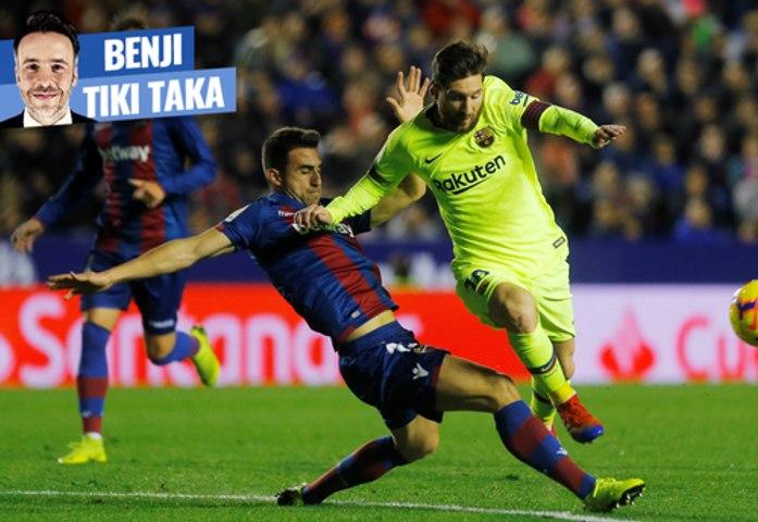 Benji Tiki-Taka : Zen comme Griezmann, divin comme Messi