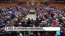 Theresa May to address the House of Commons - Lancaster University's Mark Garnett's insight