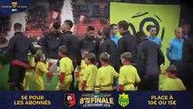 Coupe de le Ligue - Stade rennais F.C. / FC Nantes : bande annonce