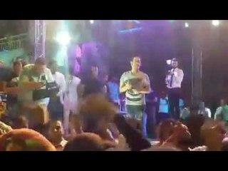 حمل بقا تقيل عليا من حفل الفنان سعد الصغير