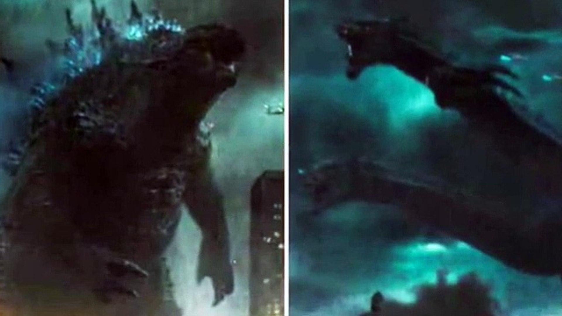 Godzilla 2 King Of Monsters Mothra Rodan And King Ghidorah