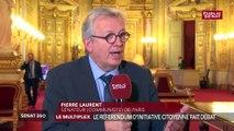 Pierre Laurent (PCF) sur le RIC : « C'est une mesure que nous prônons depuis longtemps »
