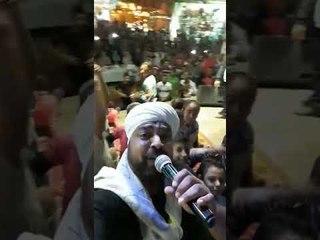 الفنان حجازى متقال وتفاعل الجمهور فى حفلته
