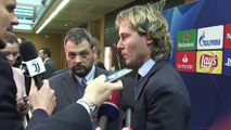 Eng Sub: 'Don't see many goals being scored' – Pavel Nedved on facing Atletico Madrid