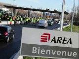 """Opération """"péage gratuit"""" des gilets jaunes : les automobilistes mis à l'amende"""