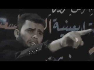 الشاعر محمد الاعاجيبي جديد وحصريآ قصيدة (امس وحسين)   2018