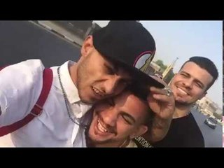 سادات وغاندي مع رامي صلد  (ورينا الانحراف)