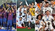 Relembre os últimos dez campeões do Mundial de Clubes