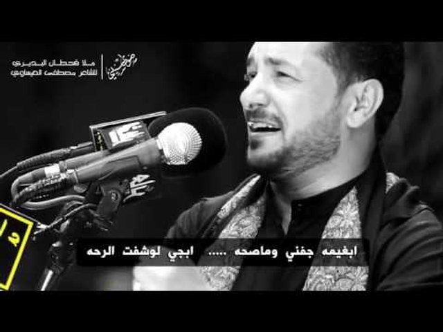 لطميه للسيده الزهراء2017  قحطان البديري ضوى سنيني  كلمات مصطفى العيساوي