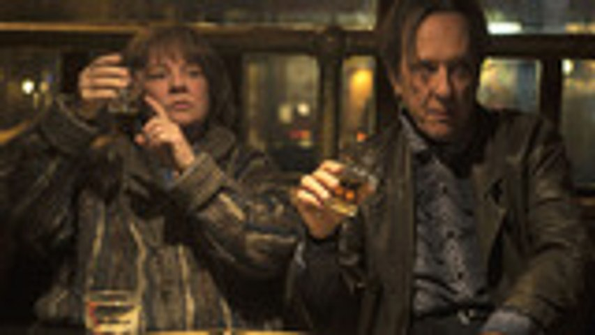 """Richard E. Grant Talks Being """"Hovercrafted"""" By Kindness On 'Can You Ever Forgive Me?' Set 