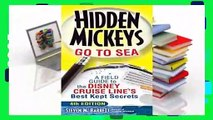 Review  Hidden Mickeys Go to Sea: A Field Guide to the Disney Cruise Line s Best Kept Secrets -