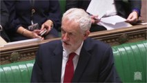 Labour Leader Jeremy Corbyn Calls For Vote Of No Confidence
