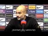 Guardiola 'Admires' Raheem Sterling's Calm Response To Abuse