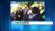 Alpes du sud: Chantal Eyméoud , Presidente de THD PACA revient sur le dossier de la fibre optique