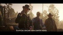 RED DEAD REDEMPTION 2 - Offizieller Auszeichnungs-Trailer (Deutsch) Xbox