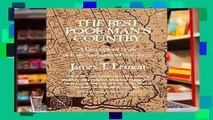 viewEbooks & AudioEbooks The Best Poor Man s Country: A Geographical Study of Early Southeastern