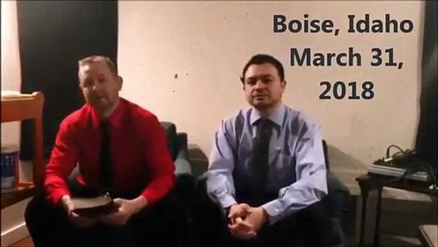 Boise, Idaho   Soulwinning Mega Marathon on March 31st