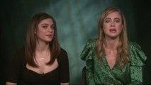"IR Interview: Luna Blaise & Melissa Roxburgh For ""Manifest"" [NBC-S1]"