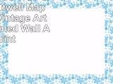 Wee Blue Coo 1799 Clement Cruttwell Map Scotland Vintage Art Frame Framed Wall Art Print