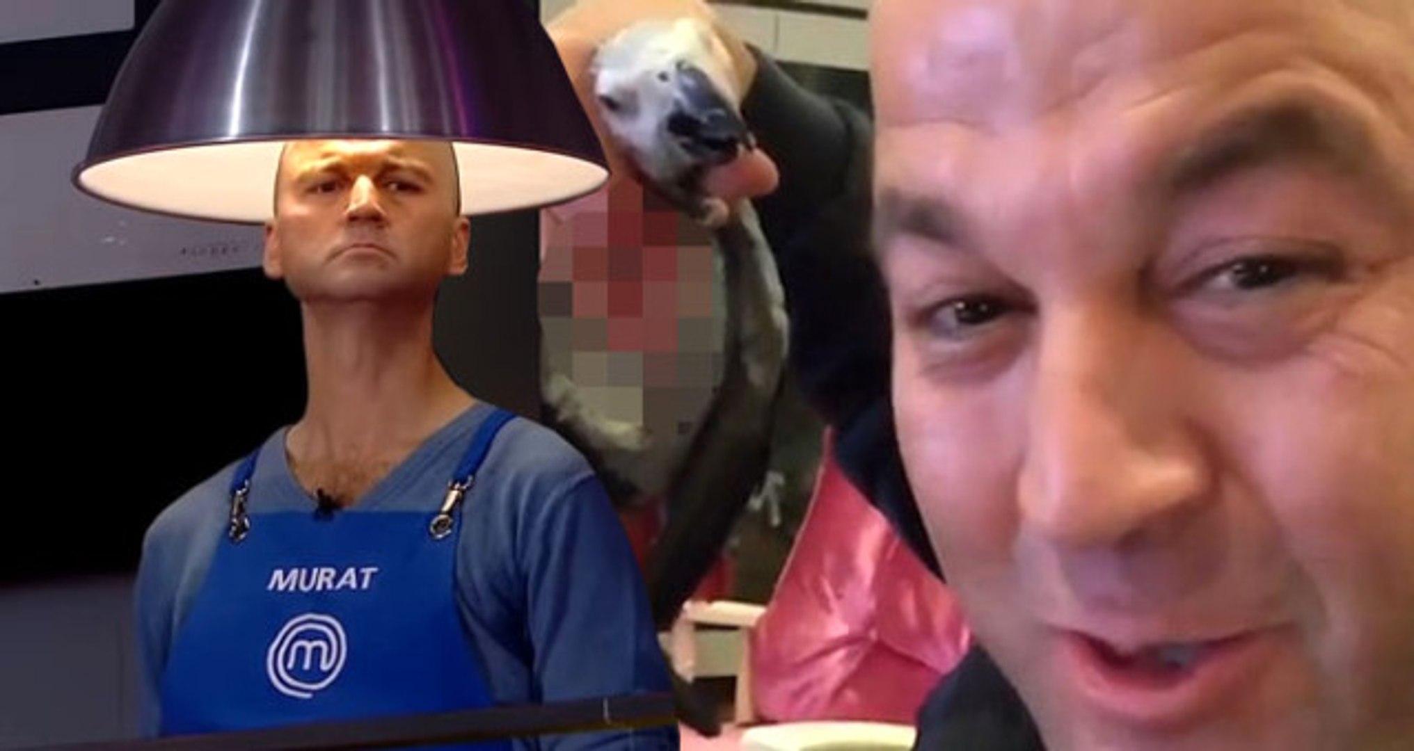 Murat Özdemir'in Papağanının Korkudan Bağırdığı Video Sosyal Medyayı Salladı
