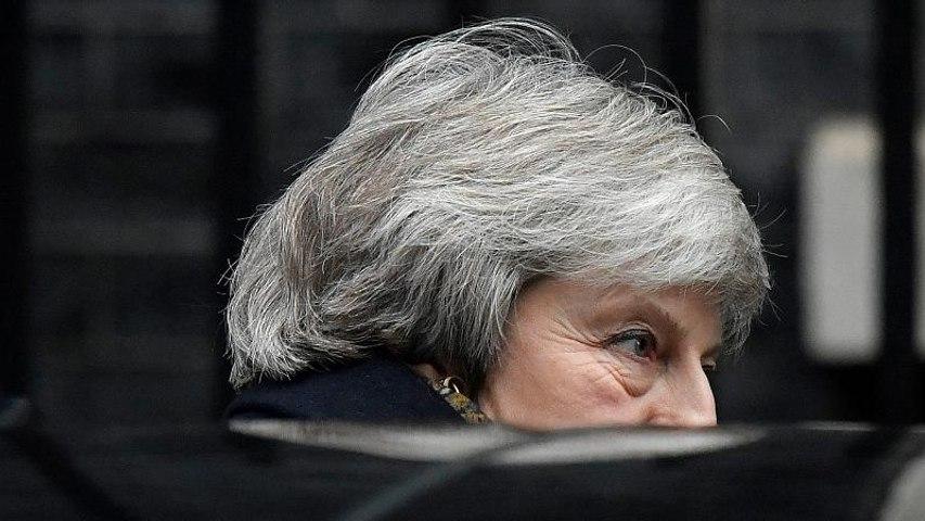 Jeremy Corbyn anuncia una moción contra Theresa May