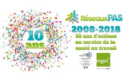 10 ans du Réseaux PAS