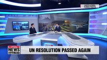 [ISSUE TALK] UN adopts resolution condemning North Korea's human rights record for 14th year