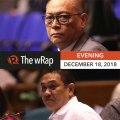 Panelo: Duterte told Diokno to skip House hearing   Evening wRap