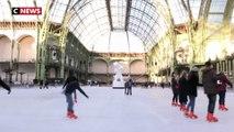 La patinoire du Grand Palais attend 200.000 visiteurs cette année