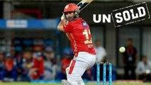 IPL Auction 2019 Updates: Yuvaraj Singh Unsold At Base Price of Rs 1 Cr | Oneindia Telugu