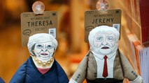"""Theresa May e Jeremy Corbyn afiam as facas no duelo do """"brexit"""""""