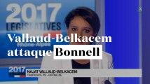 """Vallaud-Belkacem accuse son rival Bonnell d'""""échapper à l'impôt"""""""