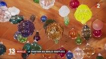 Moselle : la tradition des boules de Noël soufflées