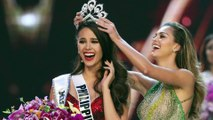 Miss Filipinas, Catriona Gray, gana Miss Universo 2018