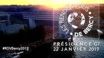 Présentation des Rendez-vous de Bercy 2019
